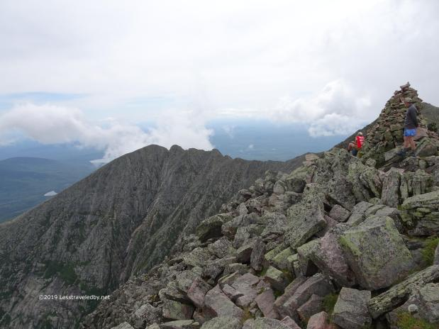 Katahdin – Two Night Chimney Pond with Bonus Hamlin Descent