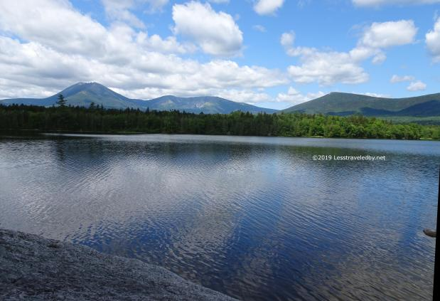Baxter Part 2 – Martin Ponds & Katahdin Lake